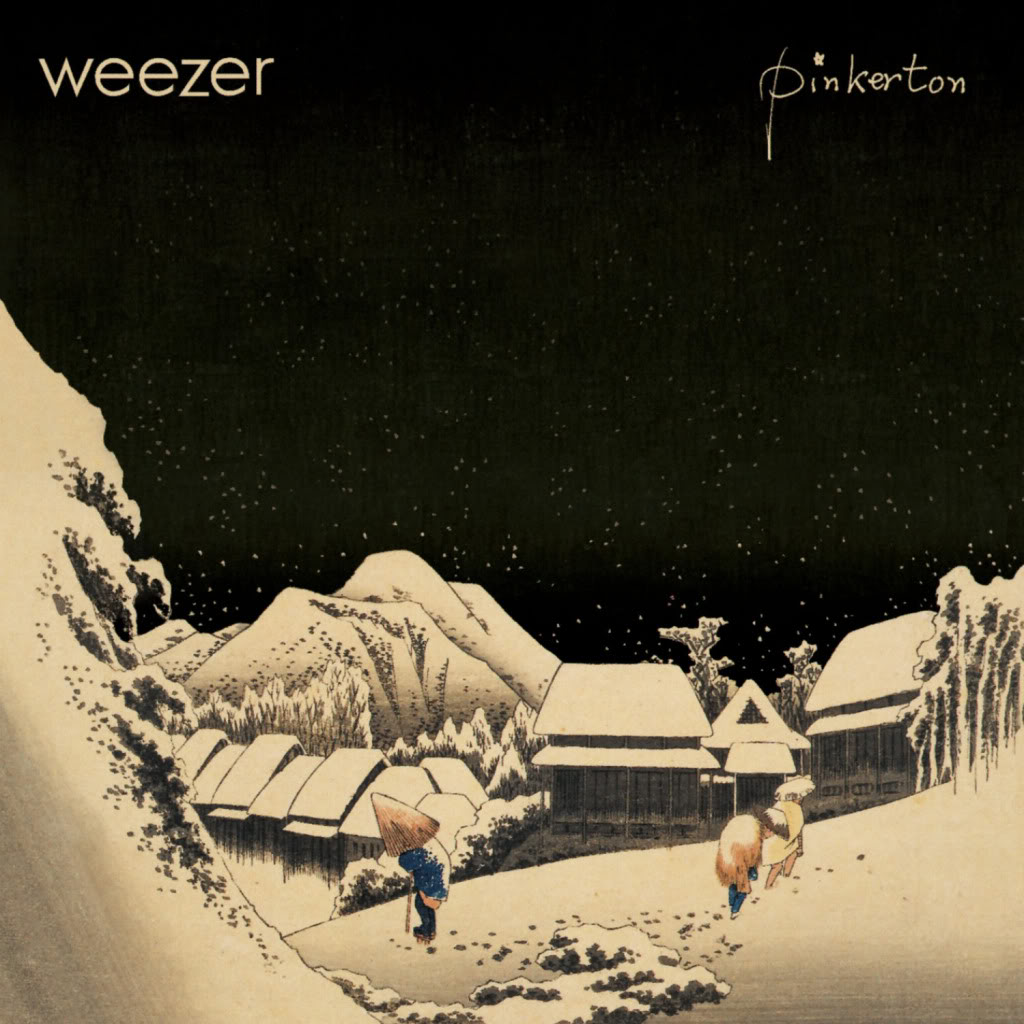 Zeta Flight Weezer Pinkerton