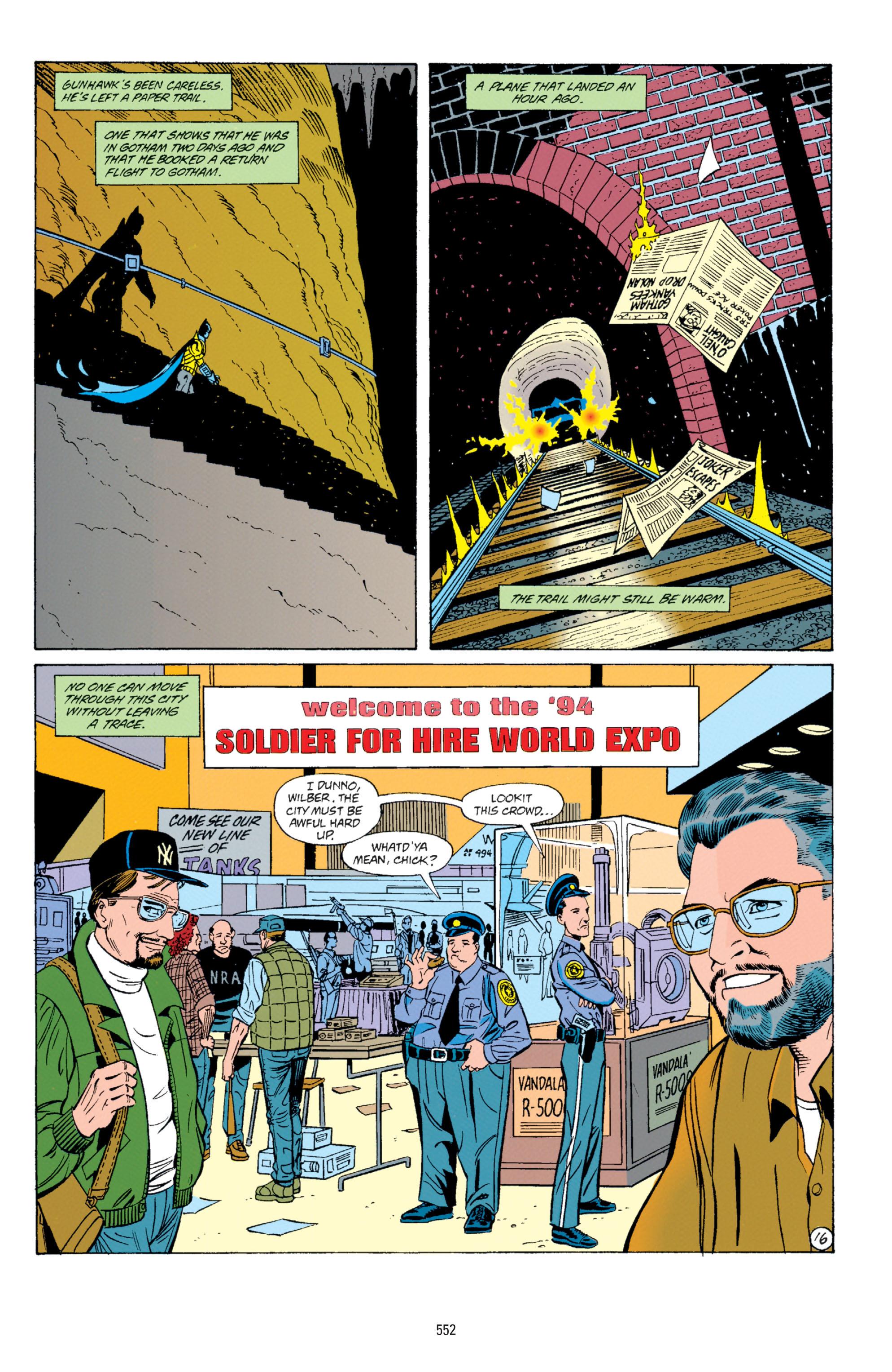 Detective Comics (1937) 674 Page 16