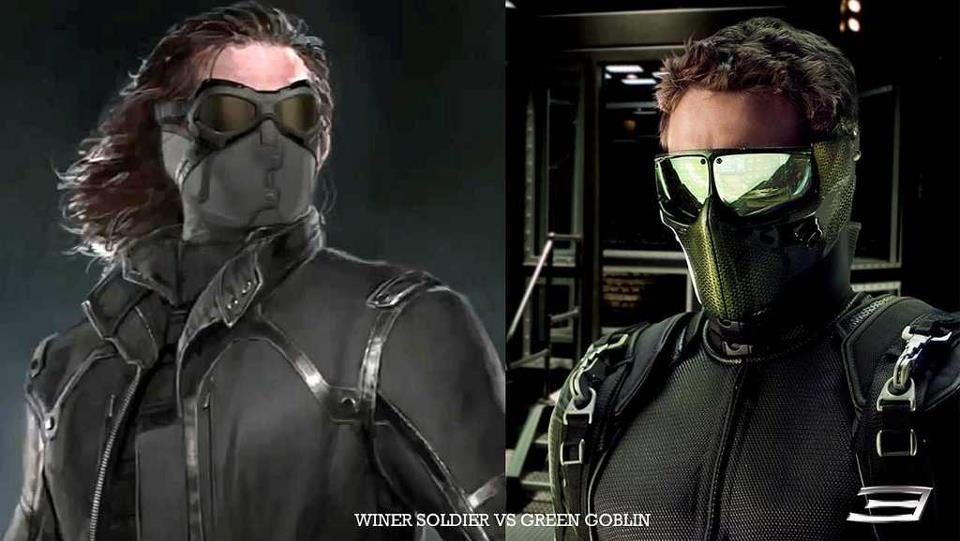 The Winter Soldier Concept Mask, in CAPTAIN AMERICA: THE