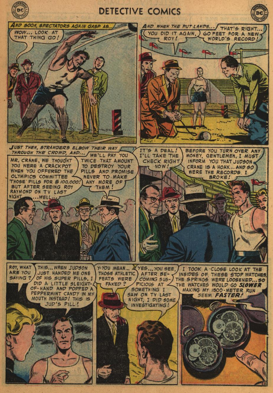 Read online Detective Comics (1937) comic -  Issue #226 - 21