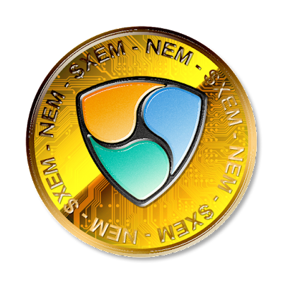 NEMのフリー素材(金貨ver)