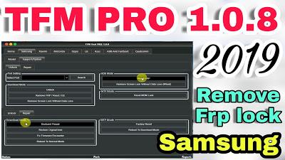 TFM Tool Pro 1 0 8 Larest Free Download - TECH Gsm dz