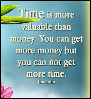 "Staying Alive is Not Enough :Time is more valuable than money. You can get more money but you can not get more time. "" Jim Rohn """