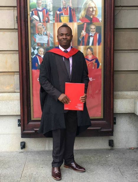 People Called Me Failure... masters degree holder, who wrote JAMB 7 times shares his story