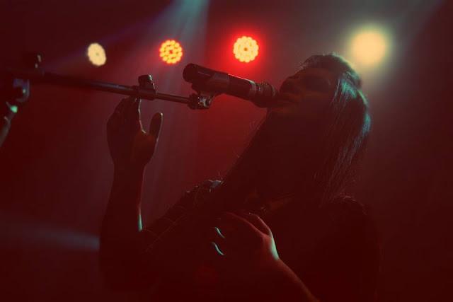 Ladies of Metal: Ana Carolina (Mourning Sun), Ladies of Metal, Ana Carolina, Mourning Sun