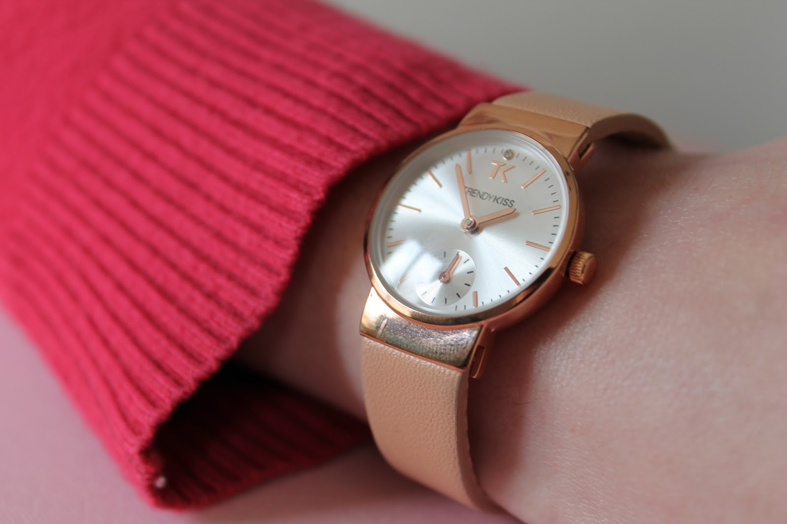 concours giveaway contest montre watch trendy elements kiss classic mode ootd shopping passion kirsten elise a gagner