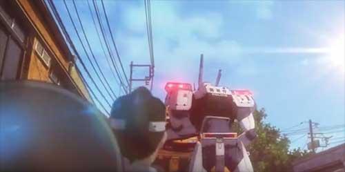 robot Police Patlabor lari