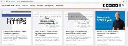 Situs Terbaik Untuk Belajar Blog Bagi Pemula