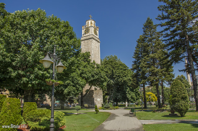 Clock Tower, Bitola, Macedonia