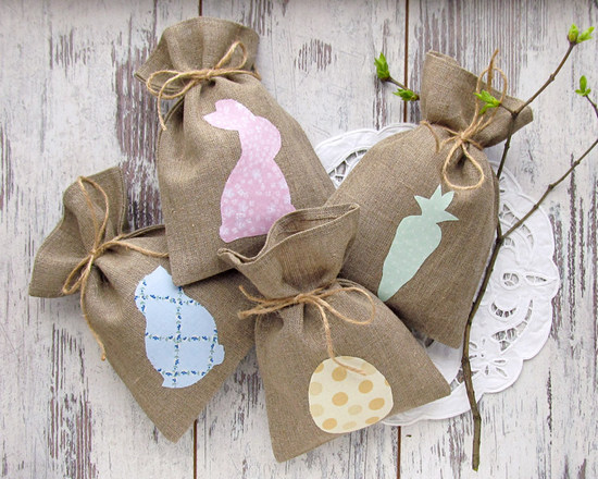 Easter bags, мешки