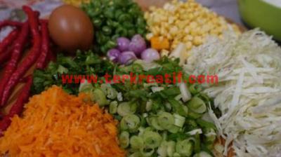 resep bakwan rendah kalori, resep makanan enak