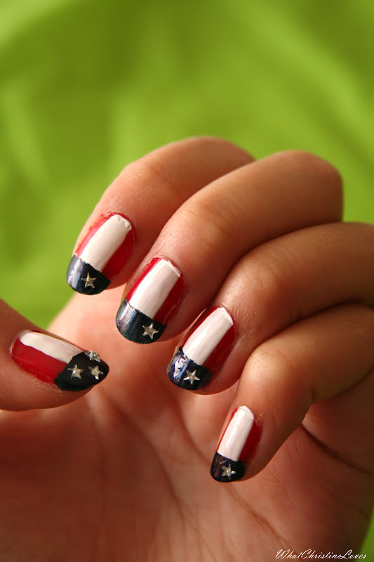 What Christine Loves.: USA Nails