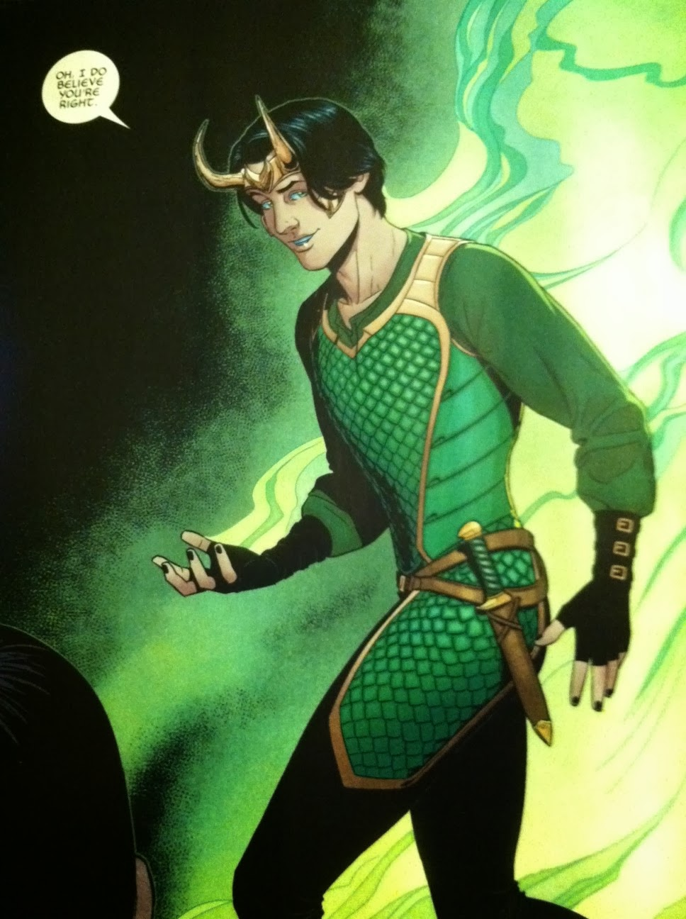 Reading, Watching, Looking, and Stuff: Young Avengers #11 ...