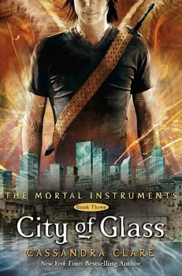 Book Review: City of Glass By Cassandra Clare