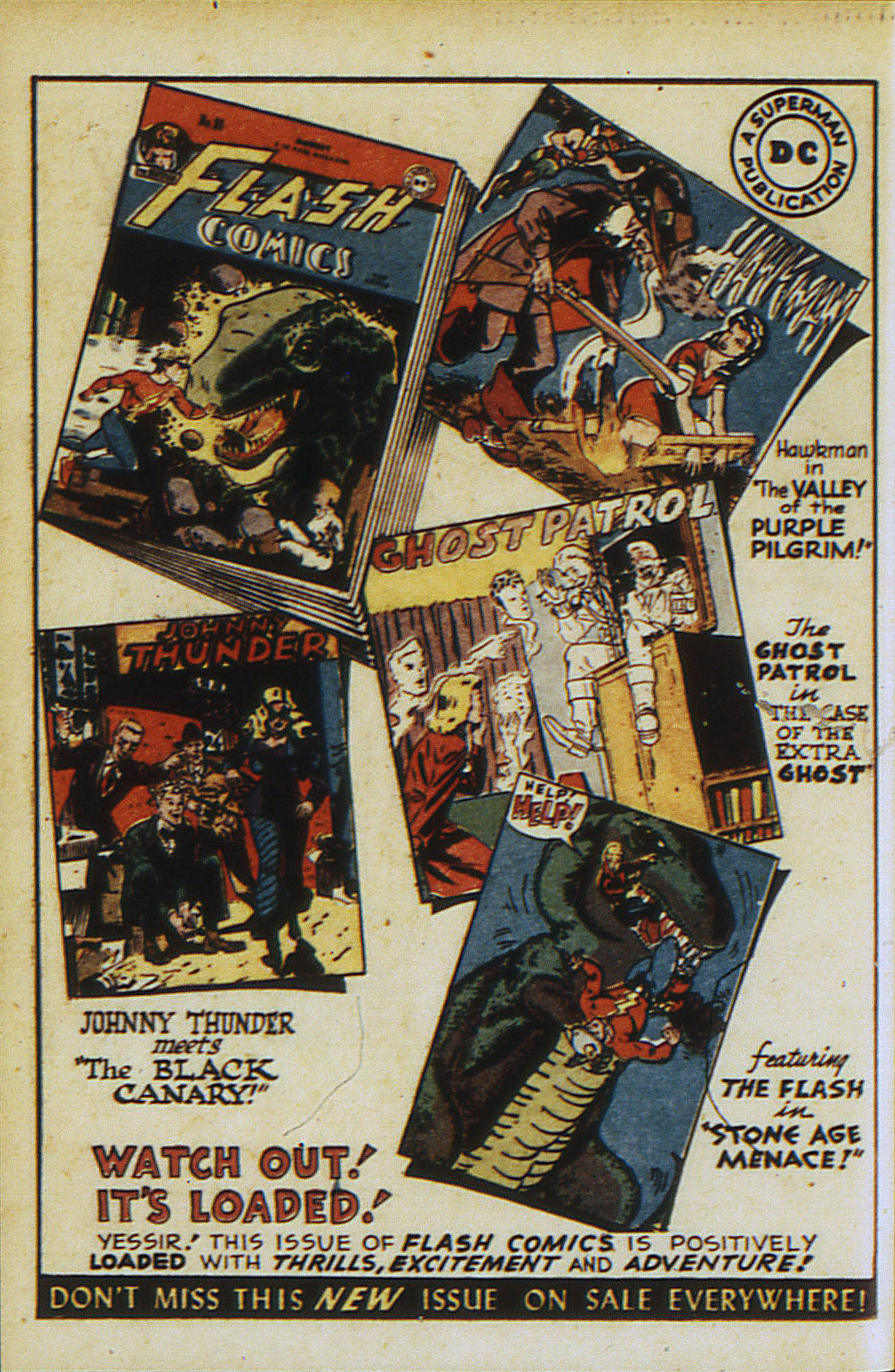 Read online All-Flash comic -  Issue #30 - 36