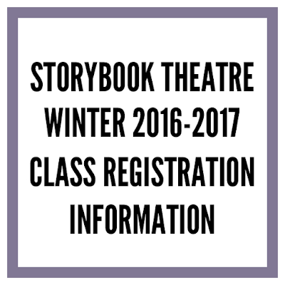 Storybook Theatre - Lees Summit Acting Classes - Class Registration