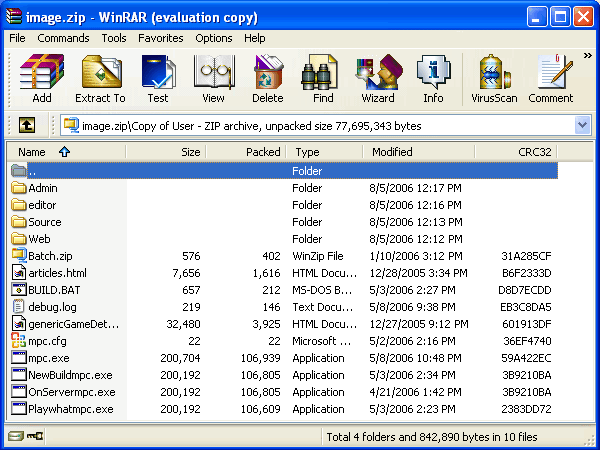 WinRAR Full Version Free Download