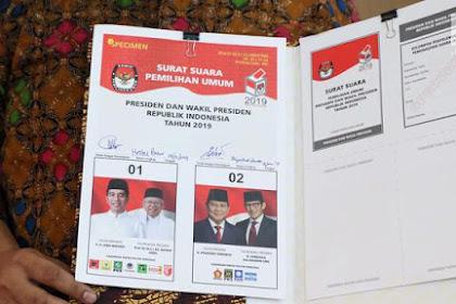 KPU Harus Konsisten, itu Foto Jokowi juga Berubah
