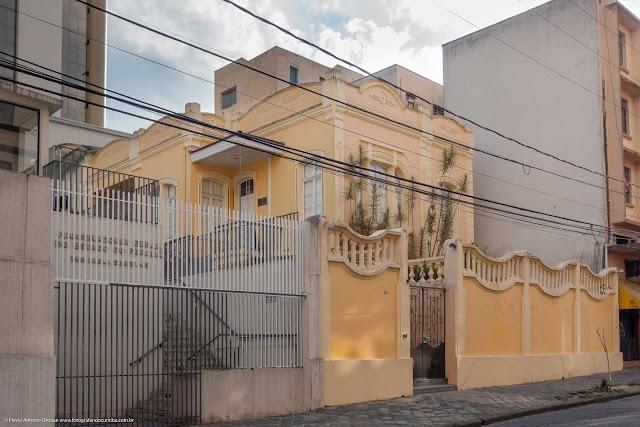 A casa de Augusto Stresser