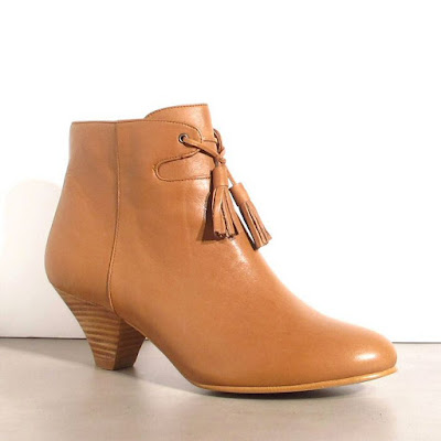 Bottines marrons Sessun