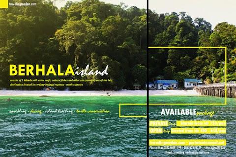 "Paket Wisata ""Pulau Berhala"" Serdang Bedagai"