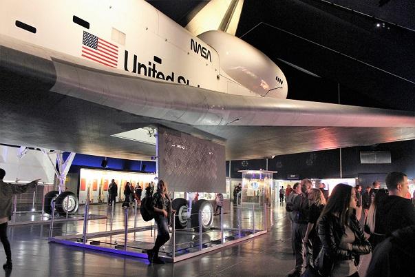 The Intrepid Sea, Air & Space Museum: tips och varningar