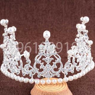 vương miện cô dâu VM01