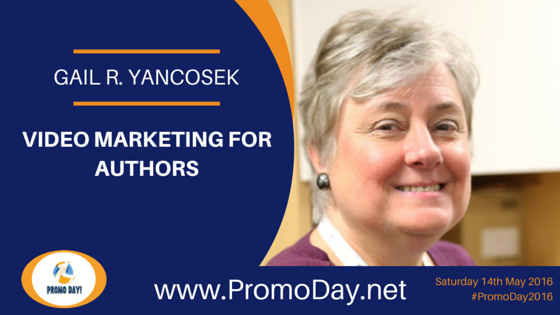 Gail Yancosek to Present Webinar at #‎PromoDay2016‬