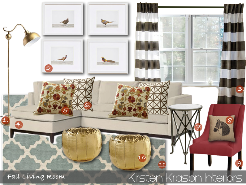 room to live the fall fall inspired design board inspiration interior designs 21112