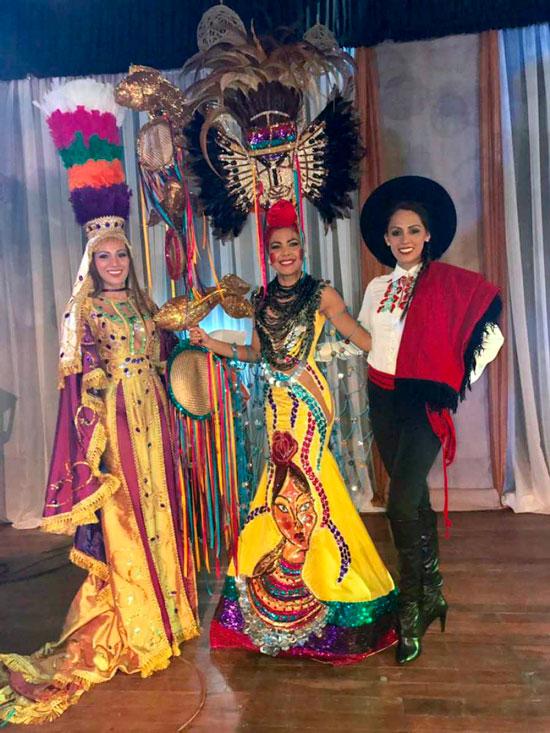 Elección del Mejor Traje Típico Miss Tarija 2017