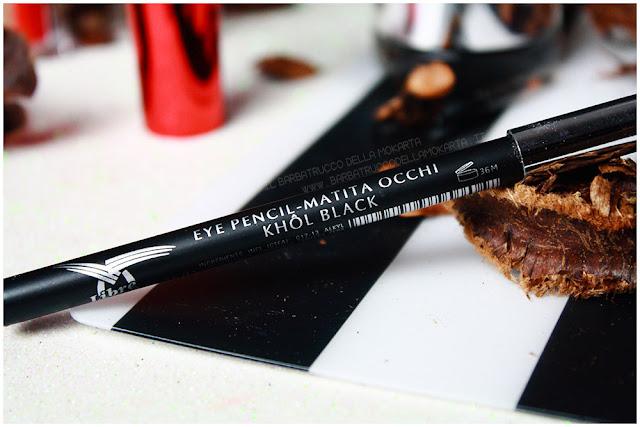 matita occhi nera  libre professional makeup