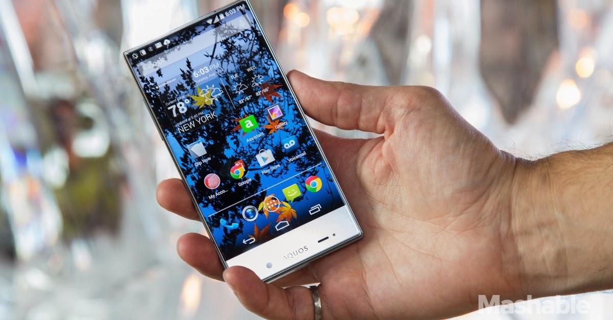 Sharp aquos smartphone app
