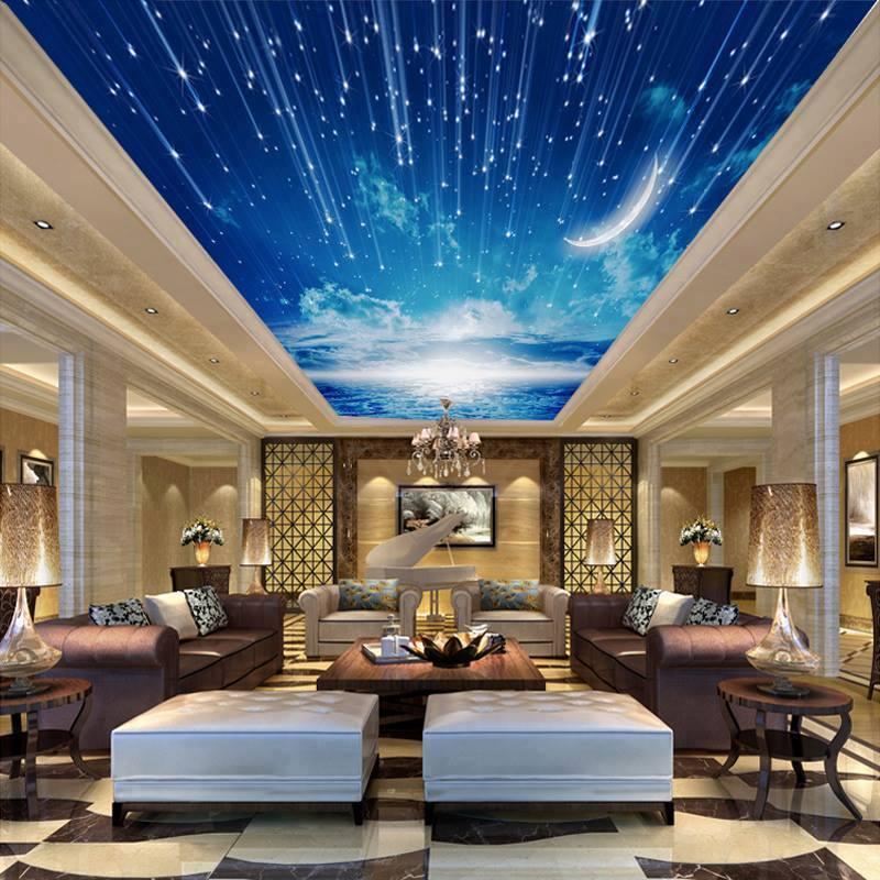 Ceiling Mural Home Design Ideas - Decor Units