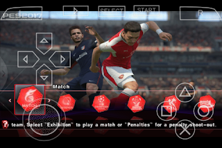 NEW PES 2017 ISO Patch Army17 Special Liga Indonesia For Android
