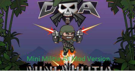 Mini-Militia-Mod