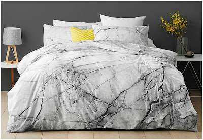 Target Marble Quilt Cover Set