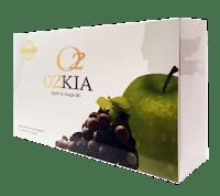 Jual O2kia (apple & grape SC)