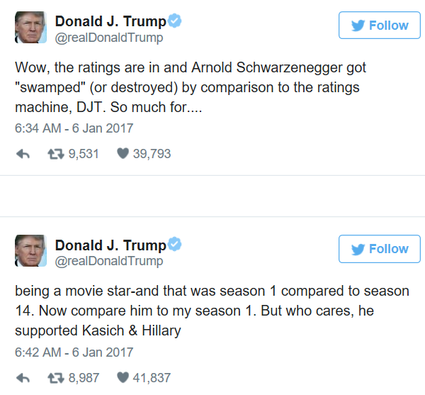 ... Quits The Celebrity Apprentice, Blames Donald Trump for Low Ratings