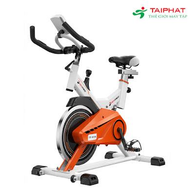 Máy tập thể dục xe đạp Tech Fitness TF-615.