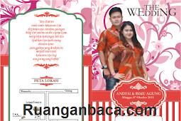 undangan vintage gratis siap Download dan edit terbaru format coreldraw