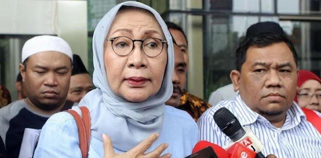 Soal Seruan Jangan Takut Berkelahi, Ini Saran Ratna Sarumpaet untuk Jokowi