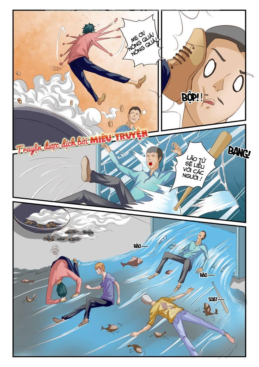 Luyến Ái Bạo Quân Chap 1