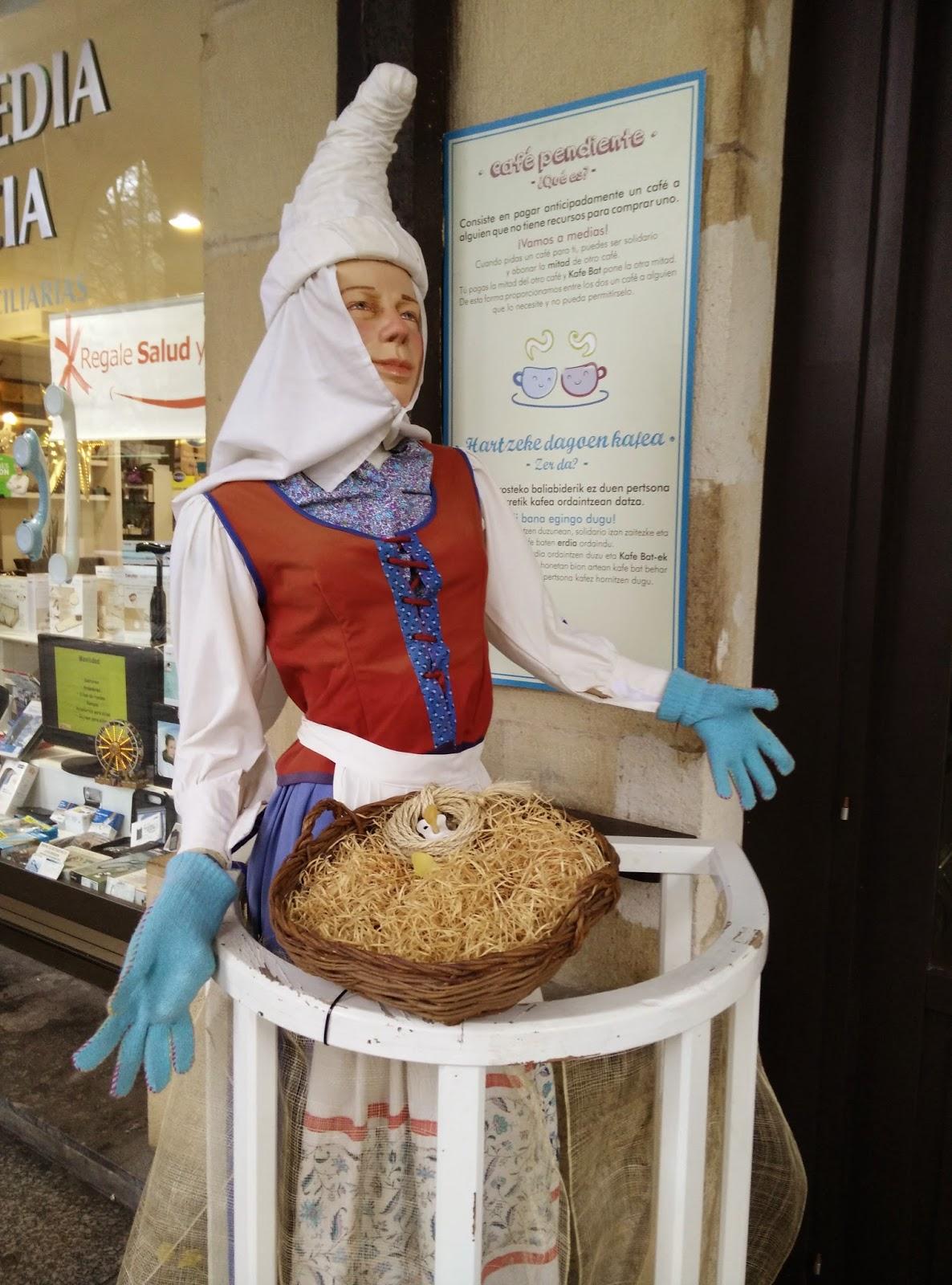 Basque Christmas Traditions as seen in San Sebastian