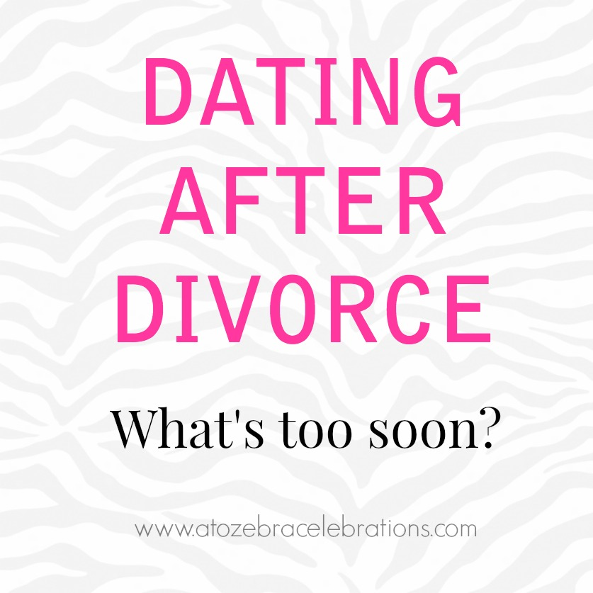 from Odin how to handle dating after divorce