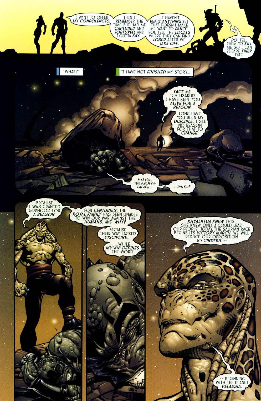 Read online Sigil (2000) comic -  Issue #13 - 12