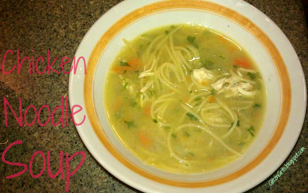 soup, comfort food, recipe, chicken noodle,
