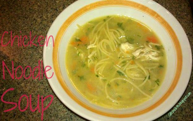 soup, comfort food, recipe, chicken noodle,