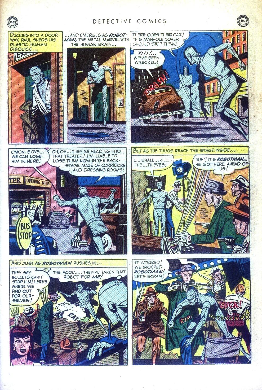 Read online Detective Comics (1937) comic -  Issue #169 - 33