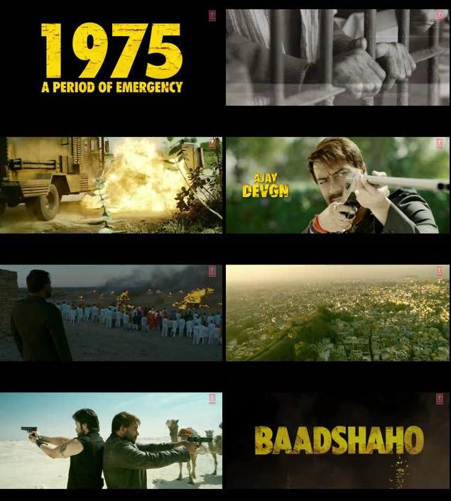 Baadshaho Official Teaser Trailer 720p HD Download