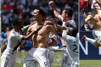 Τους τρέλανε με γκολ ο Ιμπραίμοβιτς στο ντεμπούτο του στους LA-Galaxy (video)